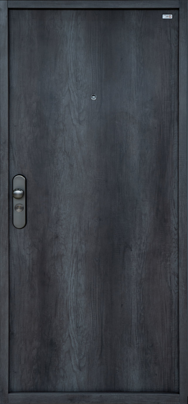 Sofia Style Orech Tmavý - pohľad z vonku